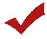 checkmark red